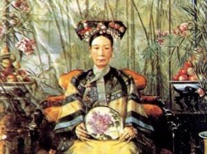 Empress Dowager Cixi (1835-1908)